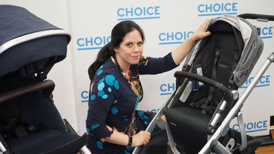 Warning for parents after 18 prams fail CHOICE testing