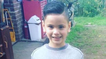 Missing Sydney boy, 8, found after walking 15km to visit grandfather