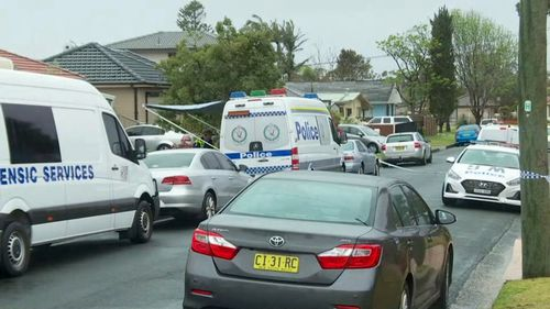 Neighbours who woke to the news this morning told 9NEWS the discovery was shocking for the 'pretty quiet area'.