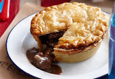 "<p>Recipe: <a href=""http://kitchen.nine.com.au/2016/05/05/15/32/beef-and-aussie-shiraz-pies"" target=""_top"" draggable=""false"">Beef and Aussie shiraz pies</a>. </p>"