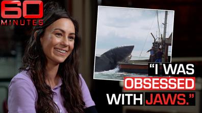 The strange reason Amy Shark chose her famous last name