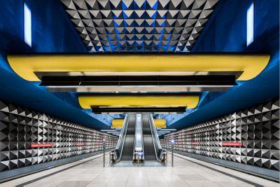 <strong>Munich: Olympia Einkaufszentrum</strong>