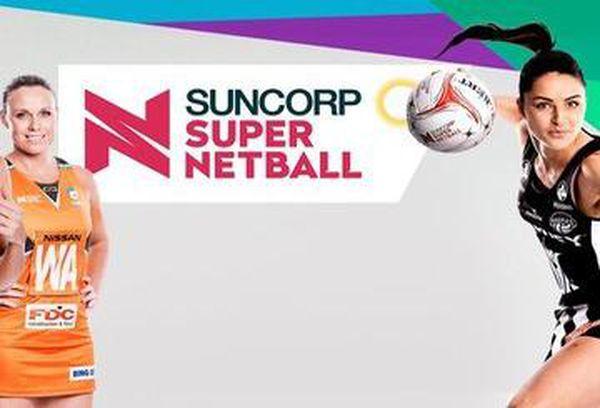 Suncorp Super Netball 2017