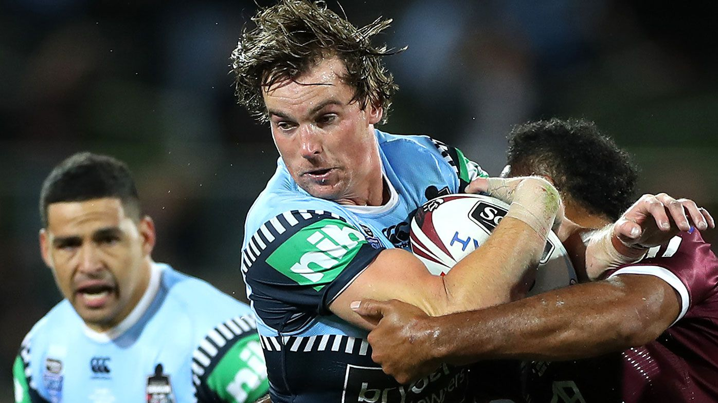 Out-of-position NSW centres under spotlight after State of Origin Game One loss