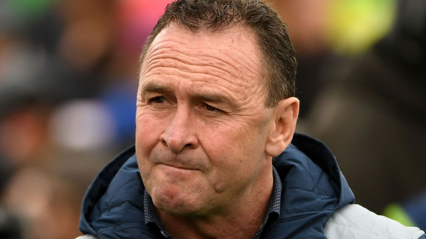 Graham Annesley hits back at Ricky Stuart over Jack Wighton sin bin controversy