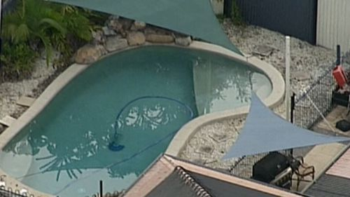 News Brisbane Morayfield children pulled from pool unconscious fighting for life