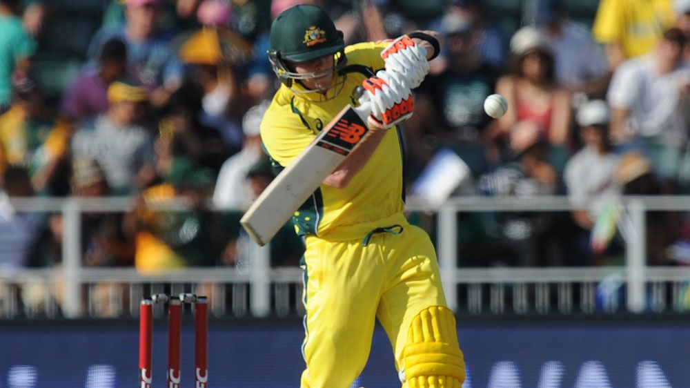 Smith leads Australia to win against South Africa