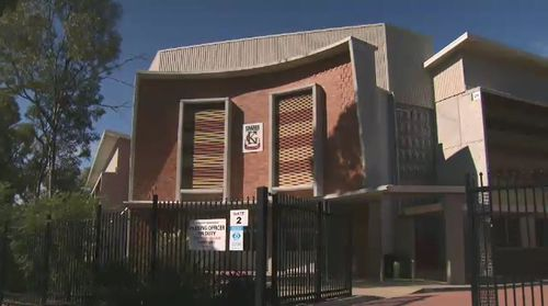 The new education facility is to be built on the old Fortitude Valley State School site, which closed in December 2013. Picture: 9NEWS.