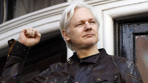 Julian Assange has been ordered to steer clear of undiplomatic issues to regain his internet access.