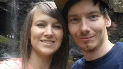 Katie Haley and Shane Robertson. (Facebook)