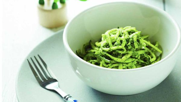 Charlotte Carr's Oodles of Zoodles