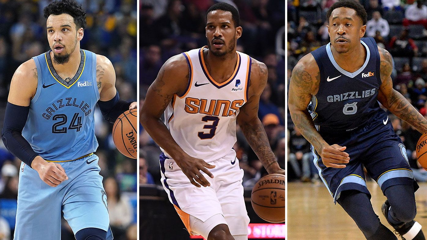 Proposed NBA mega trade falls due to teams' confusion over teammates with matching surnames