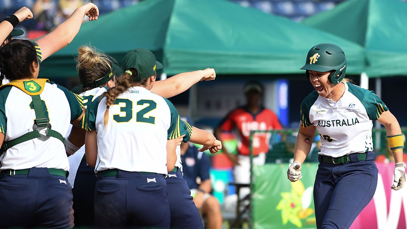Stacey Porter vows Australian softball team will 'do damage' against old foes USA at Tokyo 2020 Olympic Games