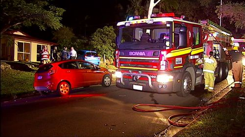 Queensland man accused of trying to kill parents in house fire