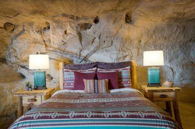 <strong>Kokopelli's Cave, Mexico</strong>