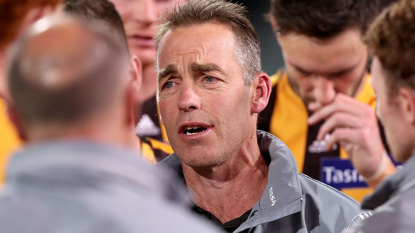 EXCLUSIVE: Warren Tredrea backs Alastair Clarkson's complaint on compromised AFL draft