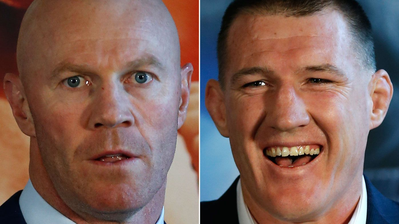 Paul Gallen EXCLUSIVE: The truth about me trashing Barry Hall for our fight