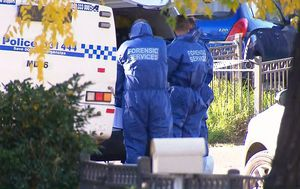 Man and woman dead in double stabbing in Sydney's west