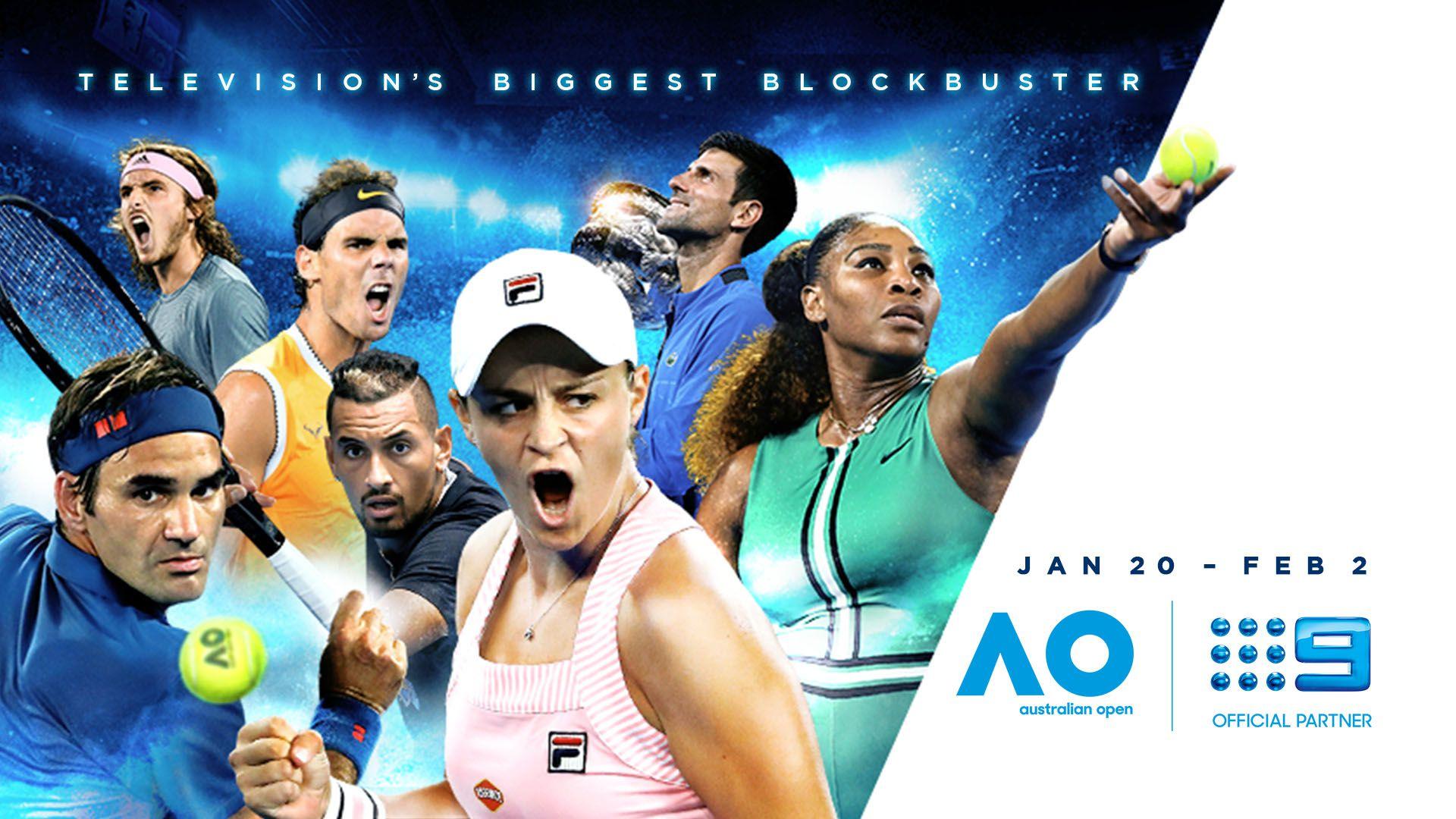 Watch Australian Open Tennis 2020 Catch Up Tv