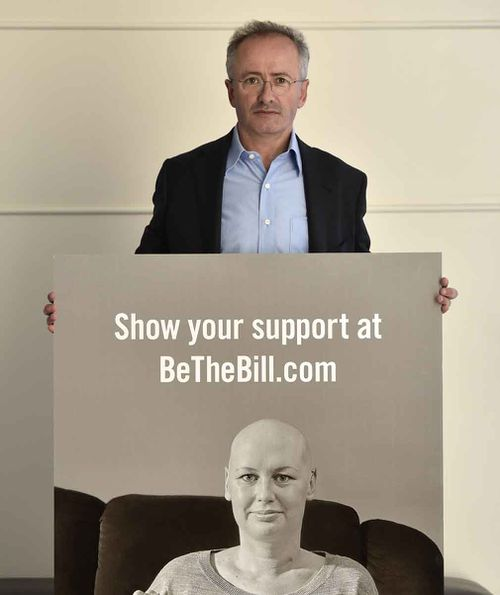 Andrew Denton is leading the charge for assisted dying to become law in Victoria. (AAP)
