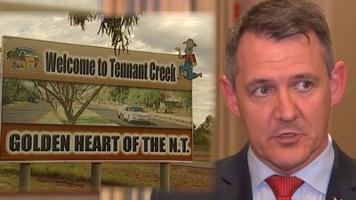 Aboriginal elders to be included in Tennant Creek crisis solution