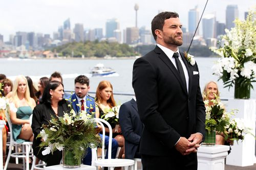 Married at First Sight star Daniel Webb
