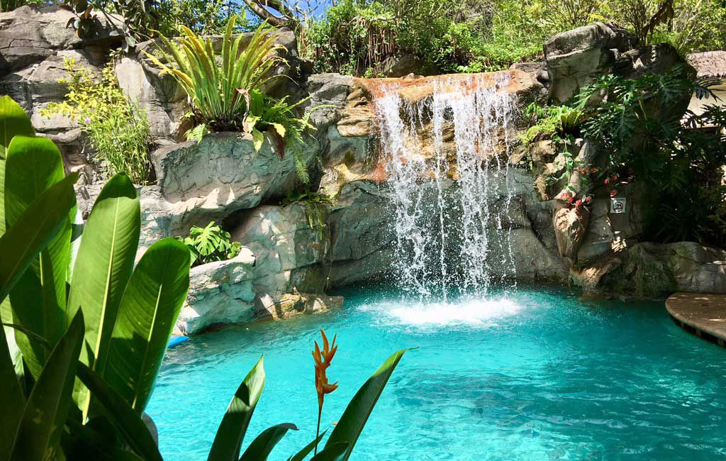 Sentosa Island spa relaxation