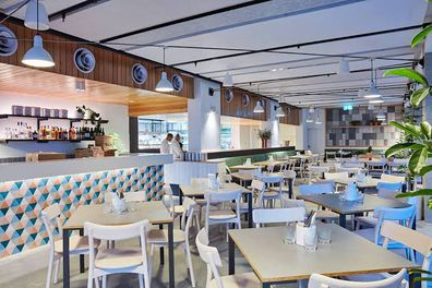 Aloft Perth, hotel, Springs Kitchen