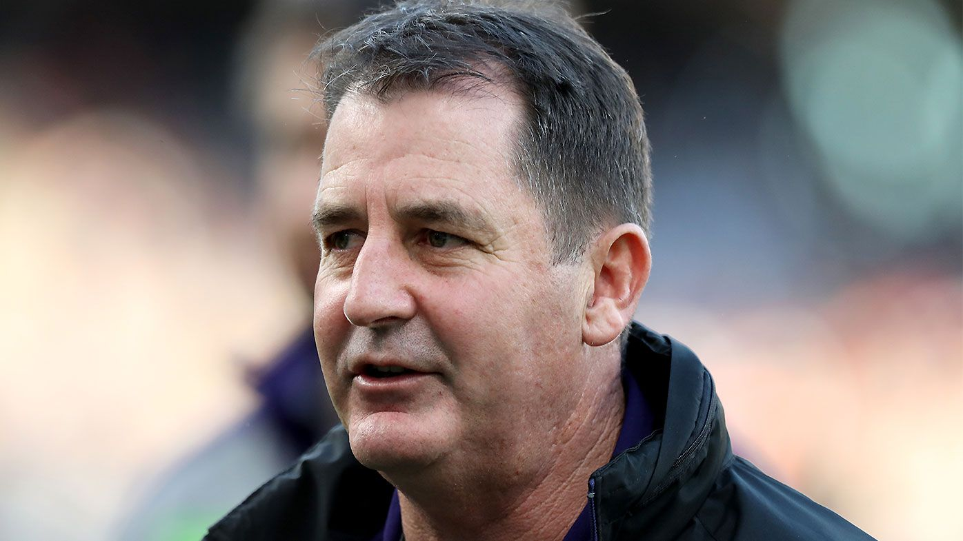 Ross Lyon reveals shock Adelaide Crows approach after Fremantle sacking