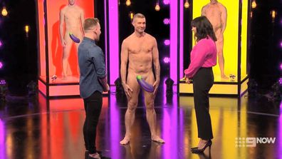 Transe naked attraction 10 Things