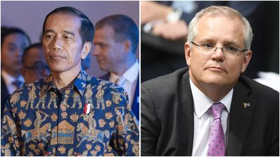 Morrison 'pleased' with Indonesia's response to embassy move