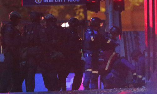 Attorney-General Christian Porter told the TODAY Show the laws could be used to see the ADF render assistance in situations such as the 2014 Sydney Lindt Cafe Siege. Picture: AAP.