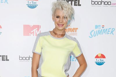 MTV VJ and Myer ambassador Kate Peck costs just as much as Megan Gale and Delta Goodrem... surprised?