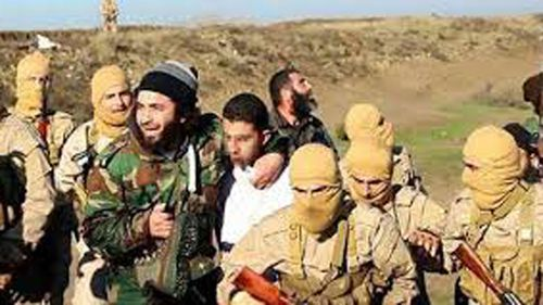 Lieutenant Muath al-Kaseasbeh was captured by ISIL forces after coming down in northern Syria.