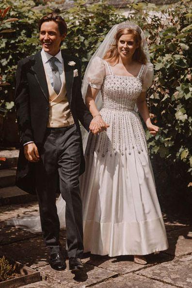 Princess Beatrice and Edoardo Mapelli Mozzi are expecting their first child