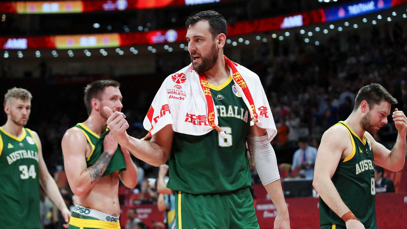Basketball: Andrew Bogut waits on FIBA over World Cup tirade