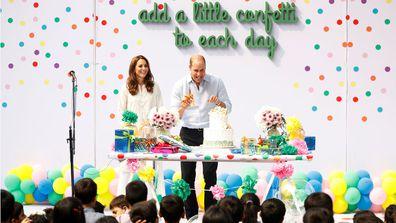 Kate Middleton speech sos children's village 3