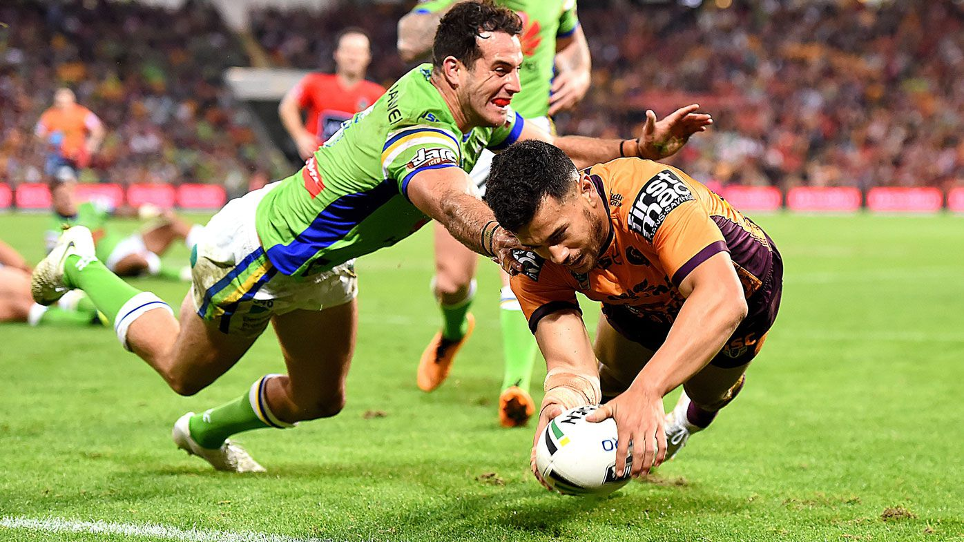 Milford fires to inspire Broncos NRL win
