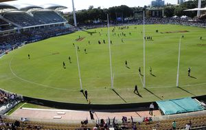 Coronavirus: Adelaide AFL blockbuster could be first sport event played in front of fans