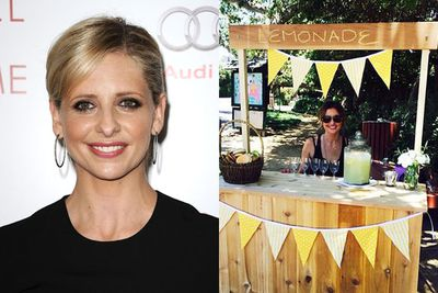 Sarah Michelle Gellar: Now