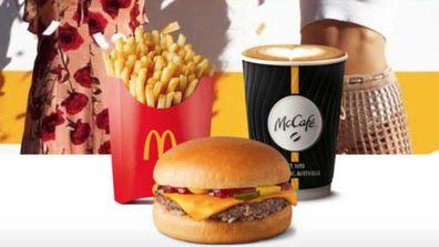McDonald's 5 cent offer