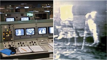 Mission Control Room Two has been restored and opened to the public to commemorate the 50th anniversary of Apollo 11's moon landing.