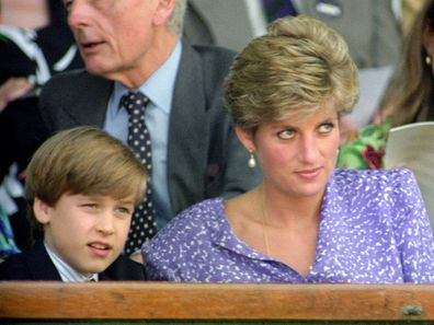 Prince William's heartbreak over his final words to Princess Diana