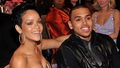 Rihanna, Chris Brown, Grammys, pre-Grammy event