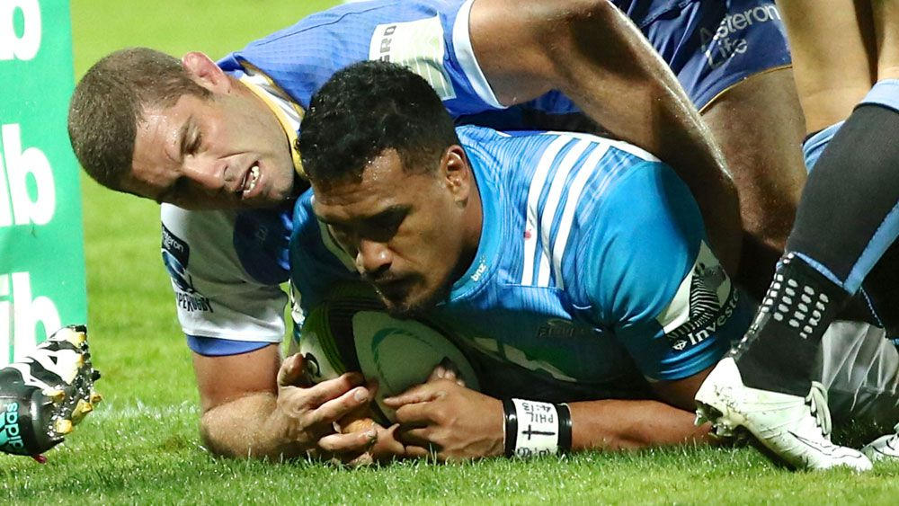 Blues deny Force consecutive Super wins