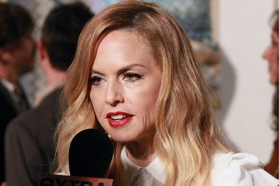 Rachel Zoe might be proud of her size 0 frame, but we're betting the 40-year-old isn't so happy with her haggard skin.