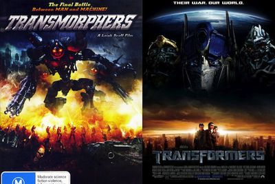 In <i>Transmorphers</i> (2007) a group of humans fight to save earth from a race of mechanical alien invaders. Sound familiar?