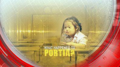 What happened to Portia?