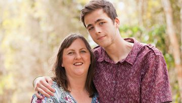 Lindsay Carter became the first Australian patient to be granted permission to import medicinal cannabis in 2014.
