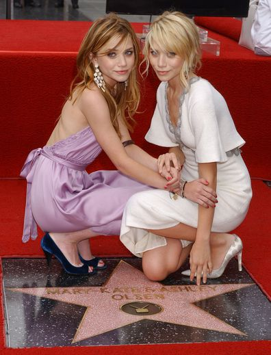 Mary-Kate and Ashley Olsen: 2004